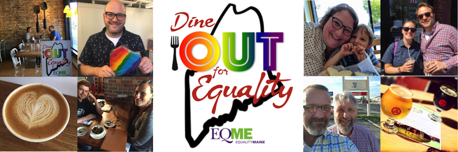 Dine OUT for Equality
