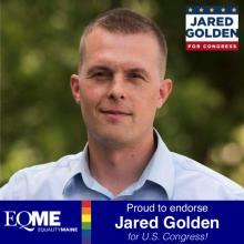 Jared Golden for U.S. Congress